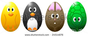 stock-vector-set-of-easter-egg-animals-24514876